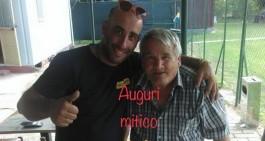 Piossasco, auguri a Rocco Colasurdo: 25 anni di fede granata