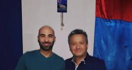 Peppe Dora ritorna all'Acs 09 dopo un anno trascorso al Roccanova