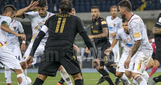 Hellas Verona-Lecce, fotogallery