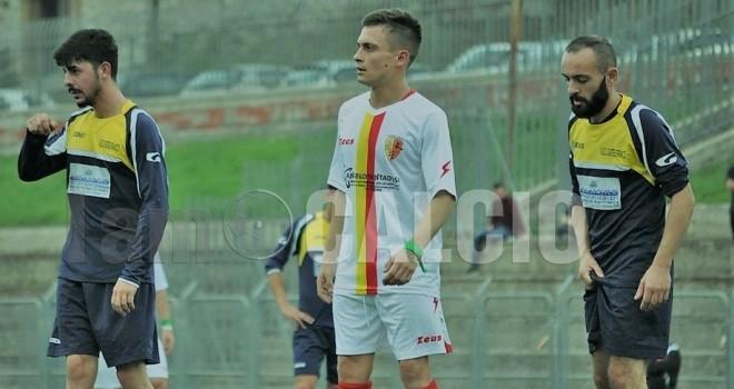 Tufara Valle - Real Serino 1-1: caudini out al primo ostacolo