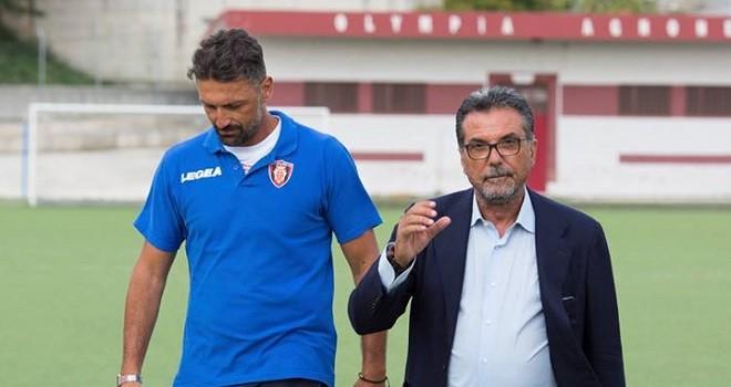 Mandragora allenatore del Campobasso