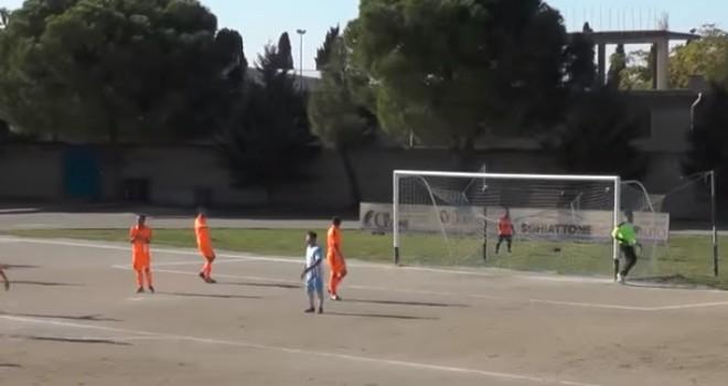 VIDEO - Manita Manfredonia a Stornarella: è 0-5