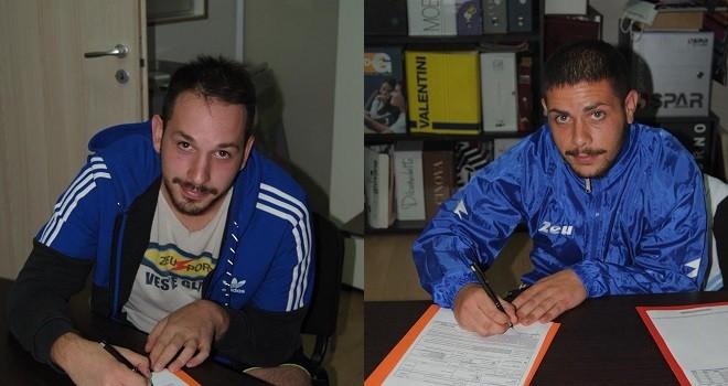 M. Grillo e I. Serapide, Pol. Faicchio