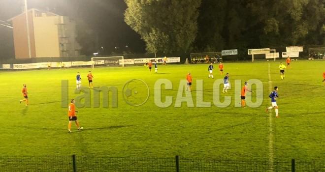 Oleggio, in Coppa arrivano altre tre reti al Dormelletto