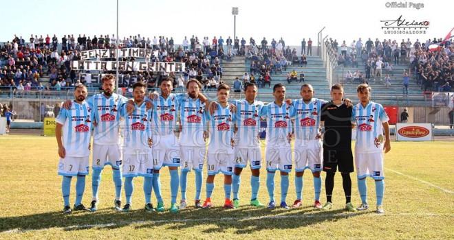 L'Albanova saluta la Coppa: col Giugliano non riesce la rimonta, è 0-0