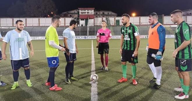 Lo Sporting Audax batte l'Intercampania e si qualifica ai Sedicesimi