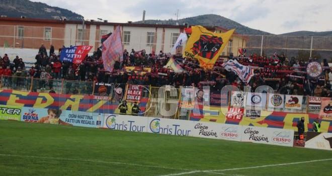 I tifosi della Casertana