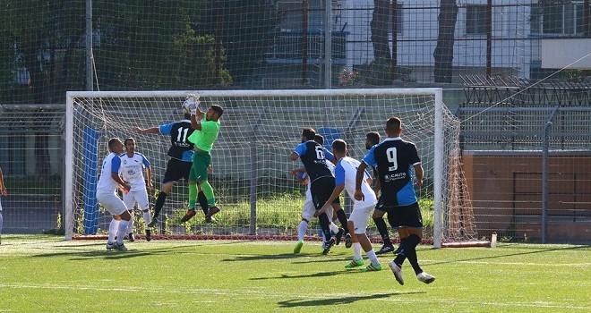 Casoria-Gladiator 2-0: ai sammaritani servirà un'impresa al ritorno