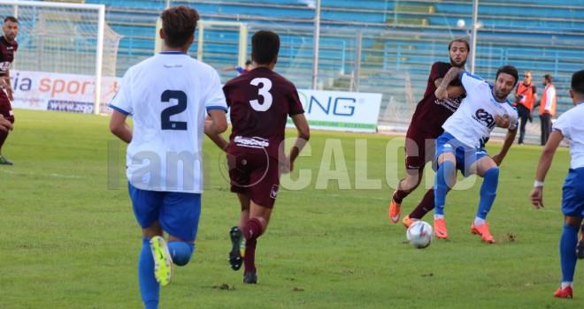 F. Andria-Sarnese 3-0: apre Bozic, chiude Bortoletti. Fidelis quinta
