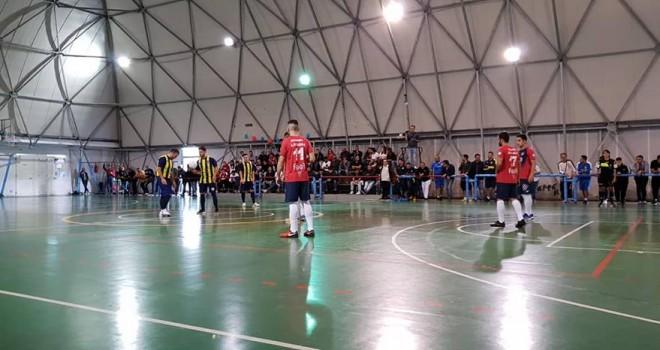 Futsal Parete - Real San Giuseppe