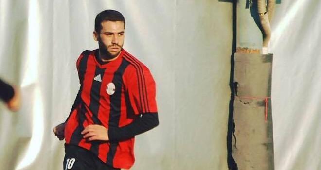 Angelo Balzano, attaccante Cbs