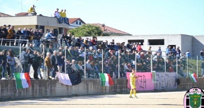 Il pubblico di Serracapriola