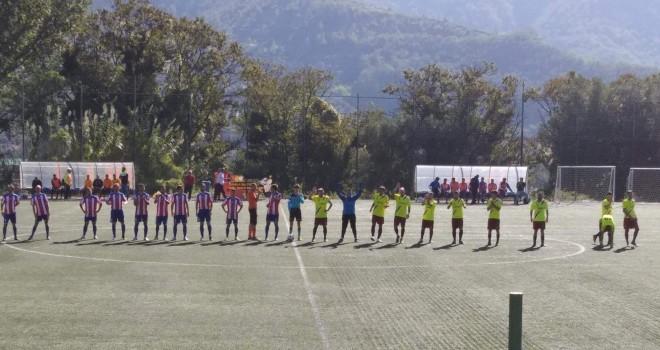 Olympic e Valentino Mazzola debuttano con un pari in Coppa Campania