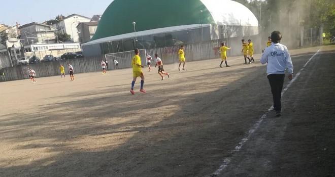 Tonino Cisterna corsara a Colle Sannita: ospiti vittoriosi per 3-1