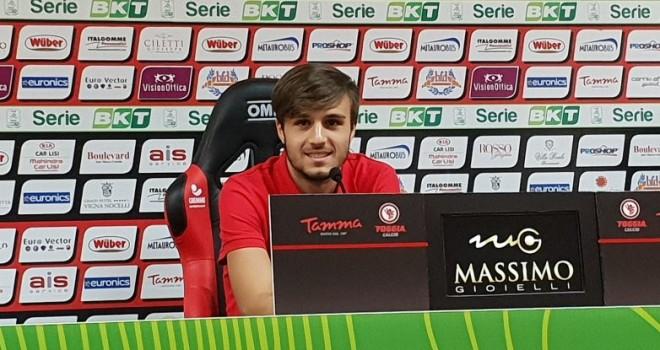 Luca Ranieri, poco fa in conferenza