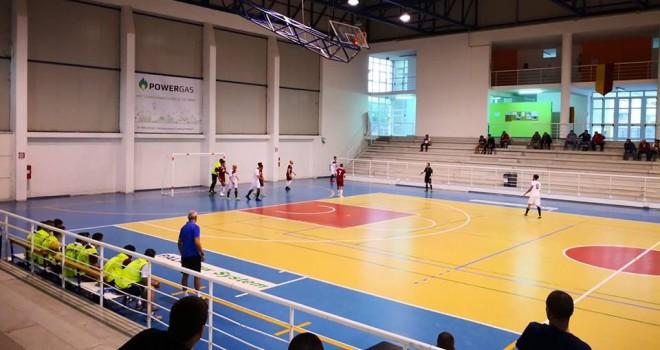 Casagiove Futsal - Pozzuoli F. Flegrea