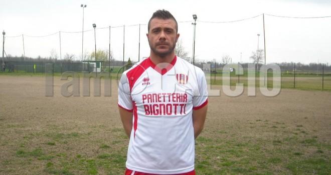 Fabio Tugnolo, bomber di razza trecatese