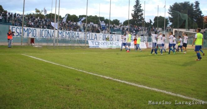 Fidelis Andria-Taranto LIVE: segui il match in diretta