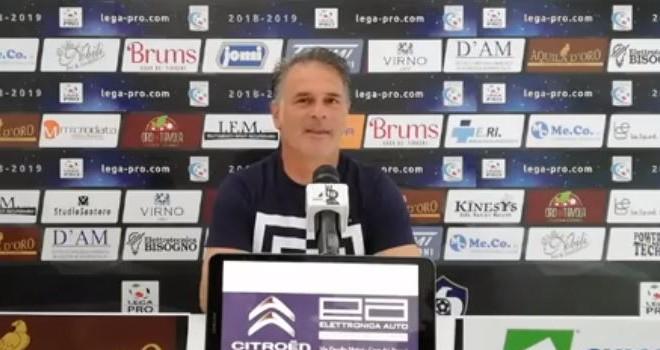 """Cavese, Modica: """"C'è amarezza, la squadra non va rimproverata"""""""