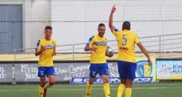 Audace Cerignola, vittoria ancora lontana: è 1-1 contro il Taranto
