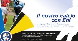 Domani all'Hotel Santa Loja la Festa del Calcio Lucano alle ore 13