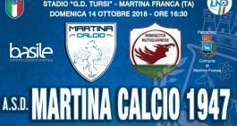 "Martina, patron Lacarbonara suona la carica: ""Voglio uno stadio pieno"""