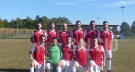 Terza Vco - La Dinamo Omegna stravince il big match