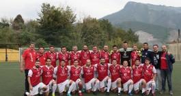 La Longobarda ipoteca i Quarti di finale: tris al Cava United