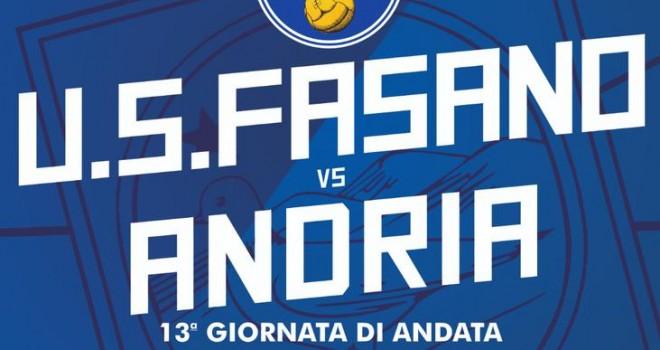 Domenica Fasano-F. Andria