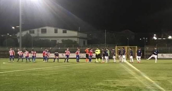 Olympic: vittoria contro l'Agerola nella gara d'andata di Coppa