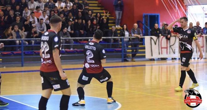Futsal Cobà - Futal Marigliano