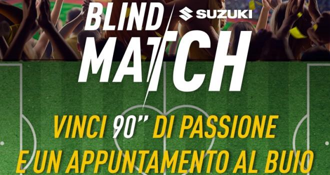 Suzuki Blind Match