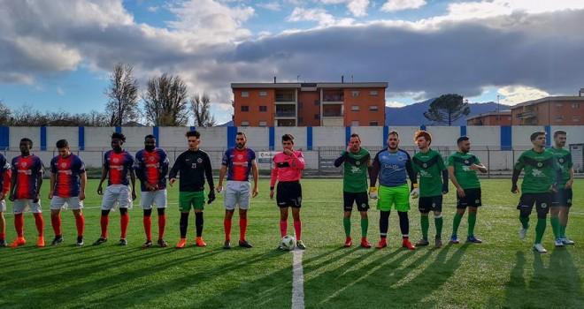 Coppa: lo Sporting Audax beffa il Palomonte, pari Herajon-Velina
