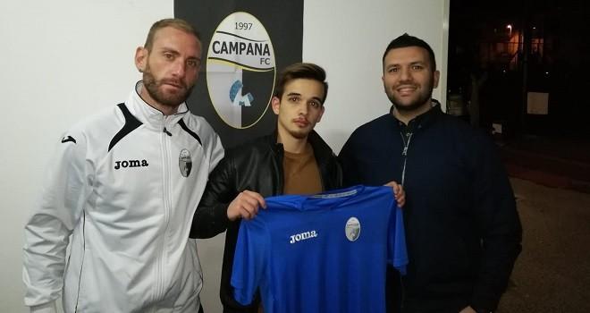 A. Puzella, Campana Futsal