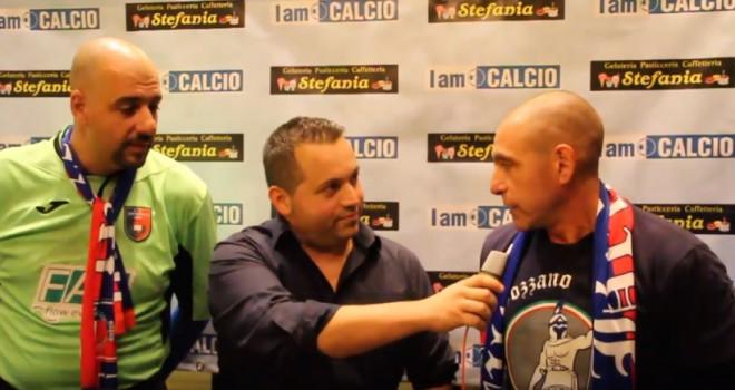 """Daniele e Costantino, Ultras Briganti: """"Grazie al patron Allesina"""""""