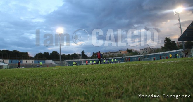 Stadio Degli Ulivi (ph. Laragione)