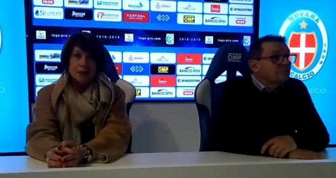 Claudia e Gianpiero Colla