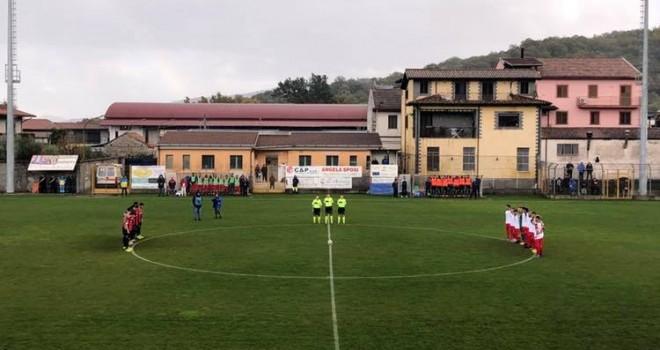 Serie D, il derby Francavilla-Picerno finisce 1-1 Ko Rotonda a Nocera