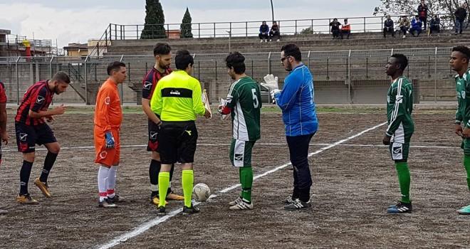 L'Episcopio pareggia al debutto: con il S.Lorenzo Pizzolano è 1-1