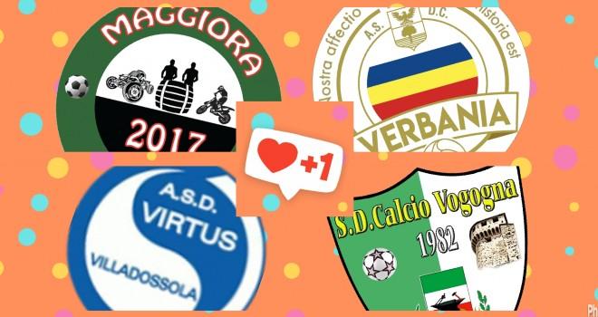 #TeamoftheWeek, 24 ore per votare la migliore squadra di Novara & VCO!