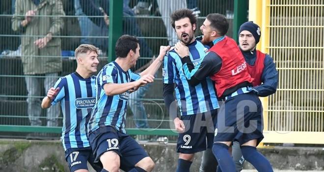 Serie D, girone A: big match tra le prime quattro
