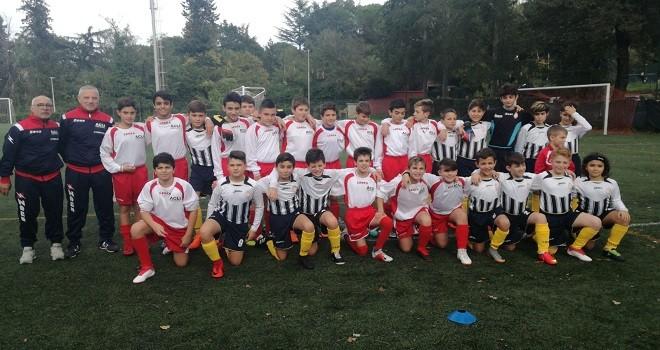 Scuola Calcio Acli, i presenti a Roma