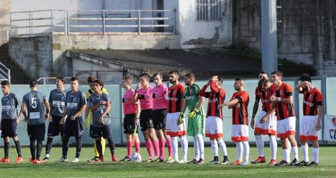 L'Agropoli elimina la Palmese e va in semifinale di Coppa