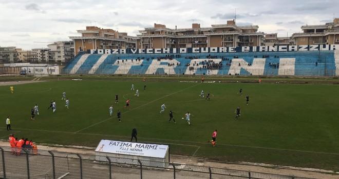 Eccellenza Puglia, 11a giornata: risultati e classifica