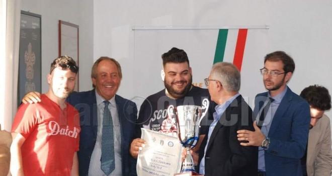 Mister Pagnozzi e patron Piantedosi