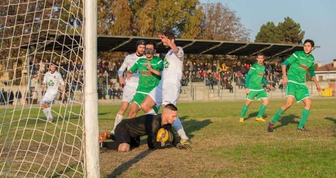 Moretta da sballo: 3-0 al Saluzzo e gioia infinita!