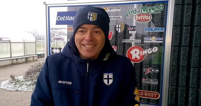 Il nuovo allenatore rossobù Bagatti