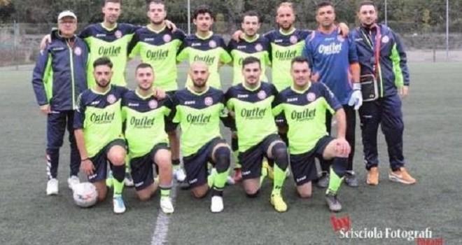 L'Angri city ne fa 10 al San Vito: vittoria in goleada