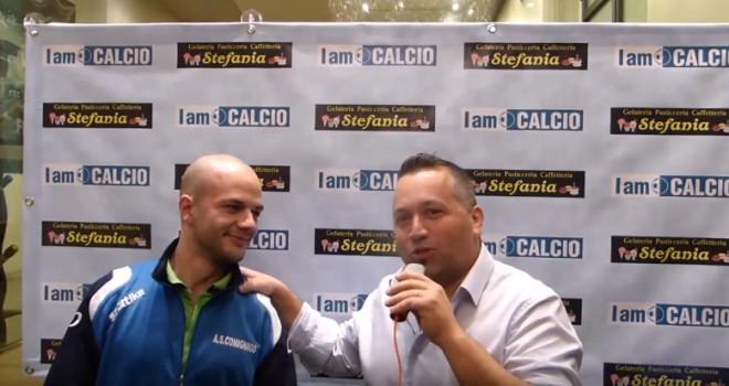 TerzoTempo: Alessio Pajaro celebra il #TeamoftheWeek del Comignago