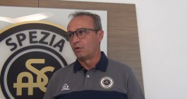 """Spezia. Marino: """"Benevento società forte e con rosa competitiva"""""""